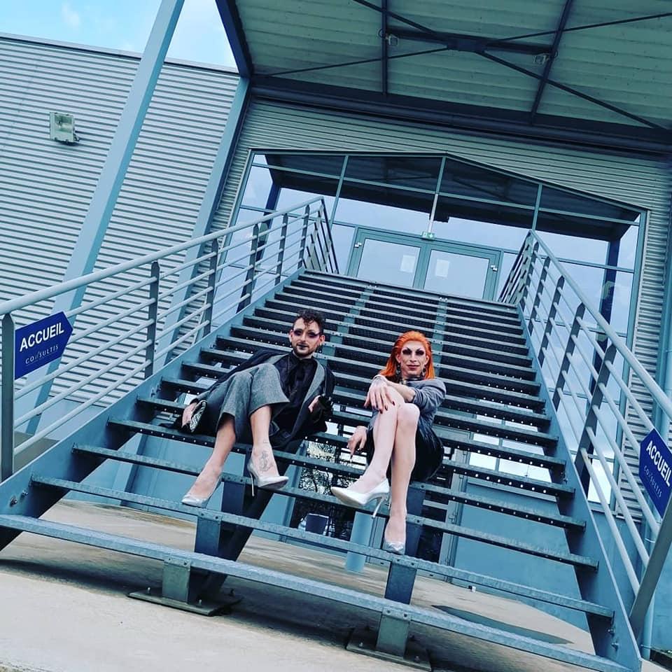 James & ViviAnn du Fermoir-de-Monsac