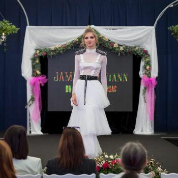 Salon du Mariage Strasbourg 2021 – James et ViviAnn Du Fermoir-de-Monsac